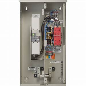 Generac Service Entrance Rated Automatic Transfer Switch  U2014 200 Amps  120  240 Volts  Single