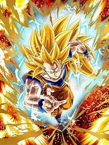 Goku Super saiyan 3   db   Pinterest   Goku super, Goku ...