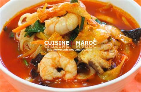 recette de cuisine marocaine facile et rapide soupe chinoise facile et rapide