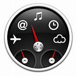 Dashboard Mac Icon Beginning Gigaom Tweet