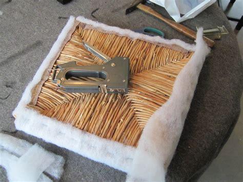 recouvrir une chaise en paille charmant relooker une chaise en paille 2 le de