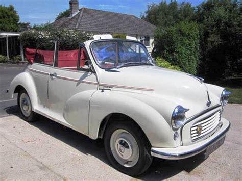Morris Minor Wedding Car Hire In Crawley