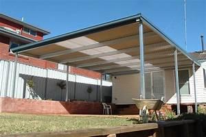 flat roof metal carport plans – woodguides