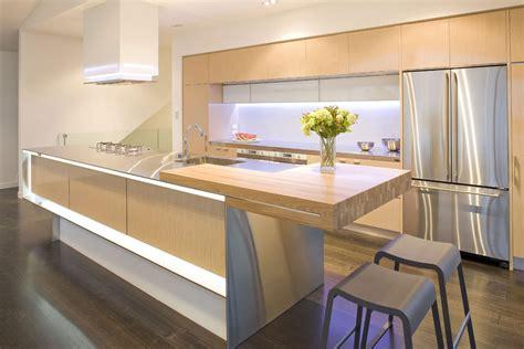 modern kitchen island 17 light filled modern kitchens by mal corboy