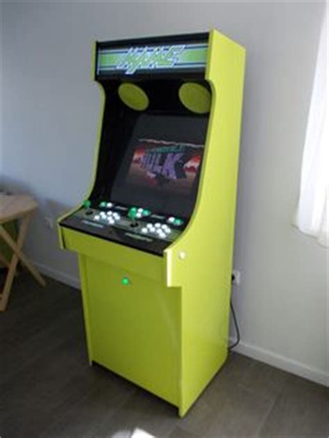 Diy Arcade Cabinet Reddit by How To Make A Mame Panel For Your Arcade Cabinet