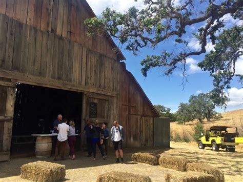 Jeep Tour At Gainey Vineyard, Santa Ynez