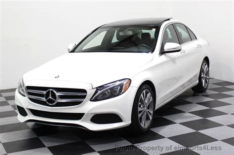 Quickly filter by price, mileage, trim, deal rating and more. 2015 Used Mercedes-Benz C-Class CERTIFIED C300 4Matic AWD CAMERA PANO NAVIGATION at ...