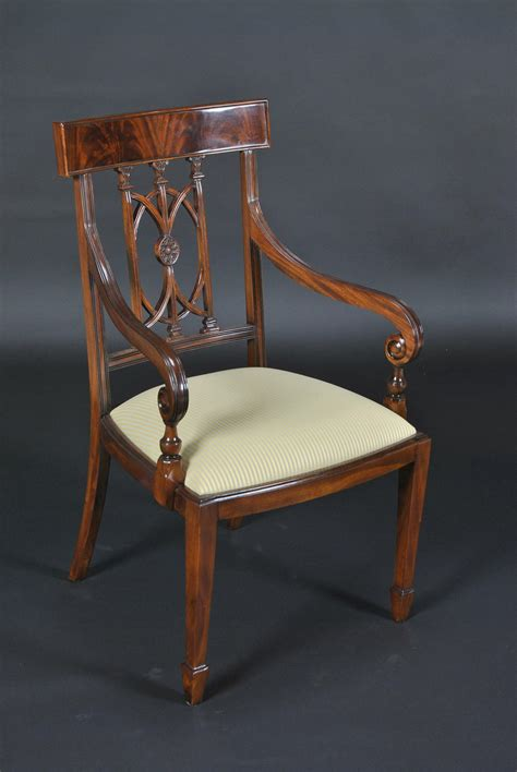 mahogany dining room chairs hepplewhite dining chairs ebay