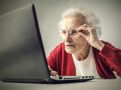 11 Adorable Questions Old People Ask About Technology