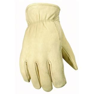 Lamont Gloves Cowhide by Lamont Thinsulate Lined Leather Cowhide Work Gloves Xl