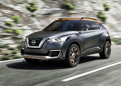 nissan jeep 2016 nissan kicks suv to debut in 2016 as the official car of