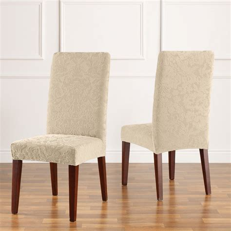 slipcover dining chair dining chair slipcovers casual cottage