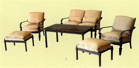 Hton Bay Patio Furniture Replacement Cushions Monticello by Hton Bay Patio Furniture Roselawnlutheran