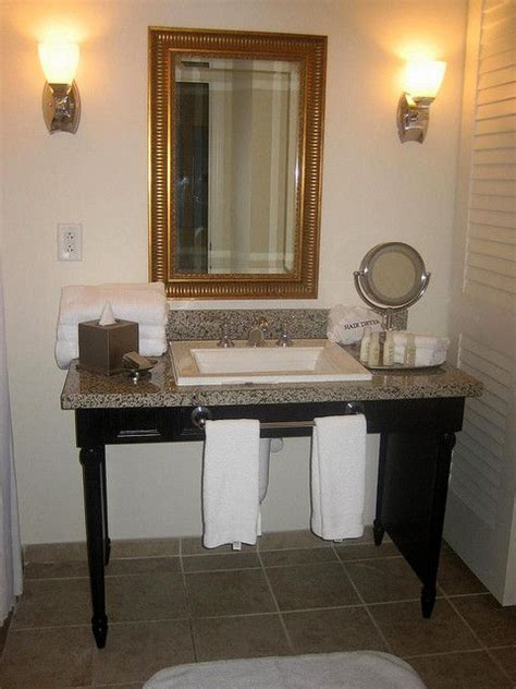 wheelchair accessible bathroom sinks accessible sink