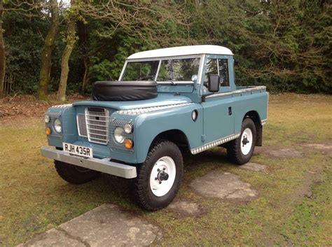 Land Rover Classic by Classic Restored Land Rover 88 Series 3 1976
