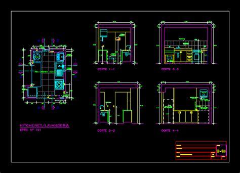 detail kitchen detail kitchen  autocad cad  kb