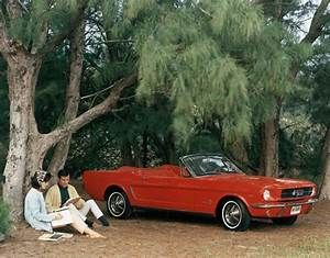 A Gallery of Ford Mustangs Through the Years
