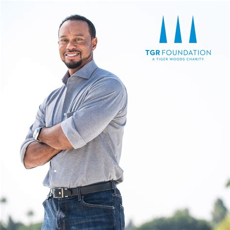 Founder Tiger Woods announces charity's new name: TGR ...