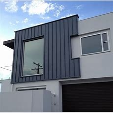 Metal Panel Cladding Systems  Bookmarc  Metal Cladding