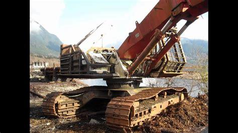 Logging Equipment - YouTube