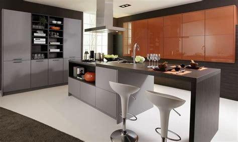 prise pour ilot central cuisine cuisine avec ilot central image prise sur le site http