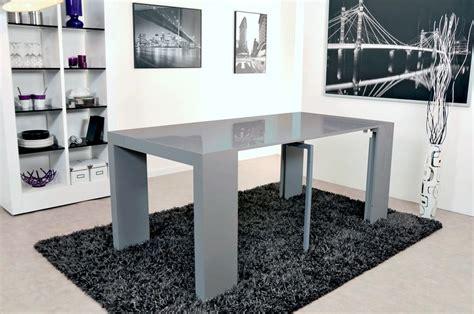 table salle a manger gris laque table a manger gris laque