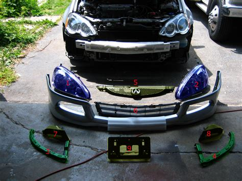 Rsx Front End Conversion Acura