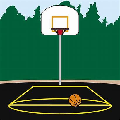 Basketball Court Clipart Building Clipartmag Cliparts