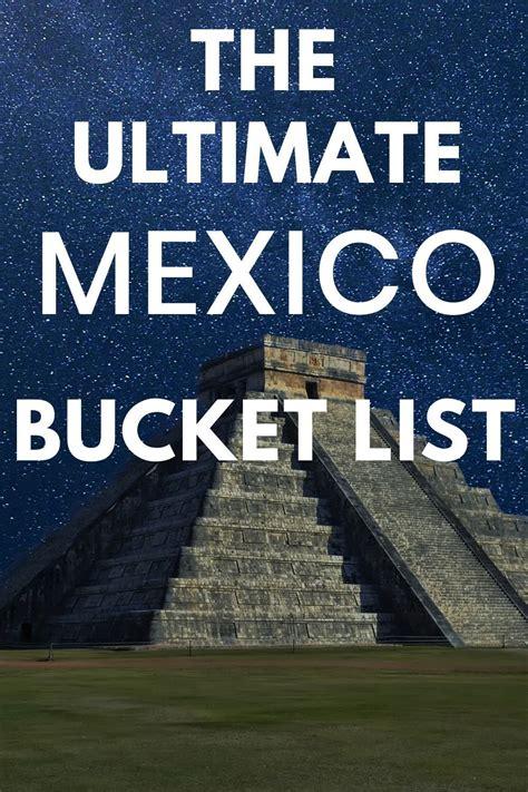 20 Most Popular Mexican destinations to visit asap ...