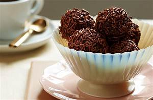 Biscuity Chocolate Truffles