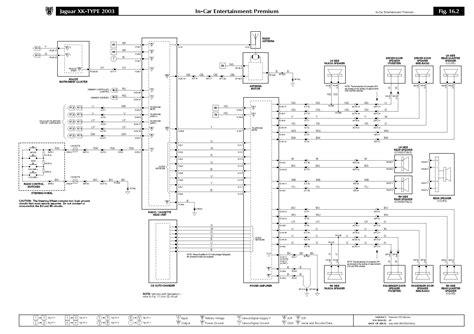 inspirationa 2000 jaguar s type audio wiring diagram