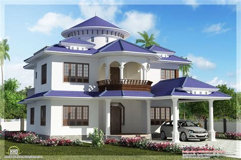 Beautiful Dream Home Design In 2800 Sqfeet  Indian Home