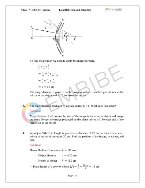 cbse ncert solutions  class  science chapter