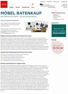Fashion Id Kauf Auf Rechnung : sofa auf raten diese shops bieten ratenzahlung ~ Themetempest.com Abrechnung