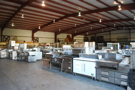 We Want Your Used Restaurant Equipment! Entire Restaurants