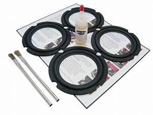 Jbl Control 1 Speaker Foam Surround Repair Kit - Sb1