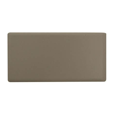 Rittenhouse Square Tile Almond by Rittenhouse Square Matte Almond 3 In X 6 In Ceramic