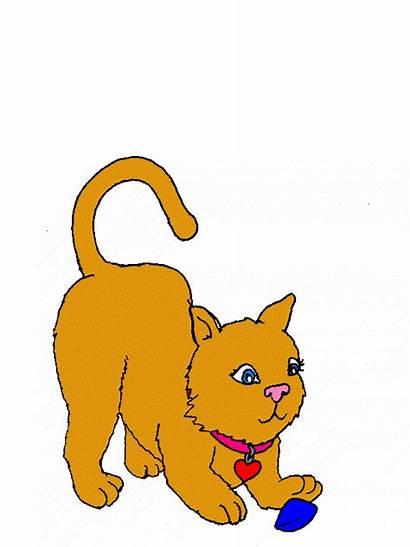 Cat Cartoon Clipart Moving Animated Cats Whatsapp