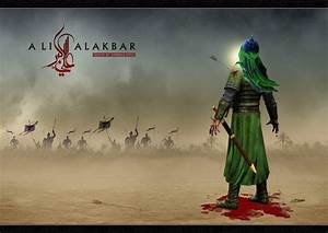 Martyrdom of Hazrat Abbas (a.s.) and his Brothers | Ashura ...