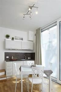 Cuisine pour studio comment l39amenager for Petite cuisine équipée avec meuble chaise