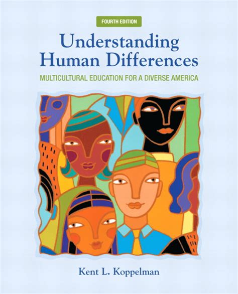 koppelman understanding human differences multicultural
