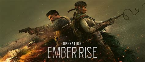 rainbow  siege operation ember rise info announced