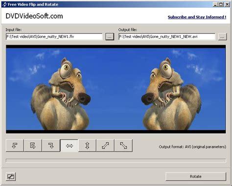 comment faire pivoter une video logiciel gratuit pour