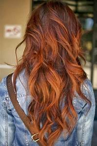 Auburn Hair Color Ideas for 2016 | Haircuts, Hairstyles ...
