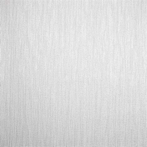 milano texture plain glitter wallpaper white