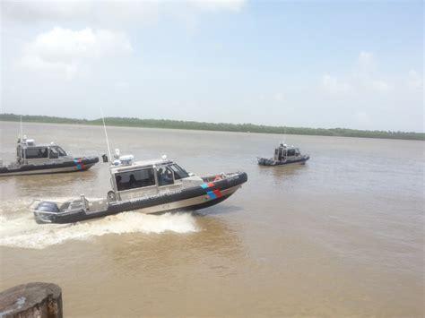 Jet Boat Guyana by U S Donates Metal Shark Boats To Guyana Coast Guard News