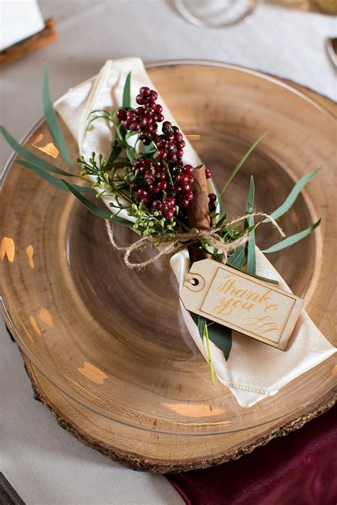 rustic winter wedding decor inspiration tidewater