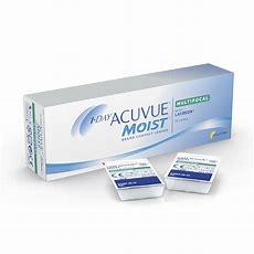 1day Acuvue® Moist Brand Multifocal  Johnson & Johnson