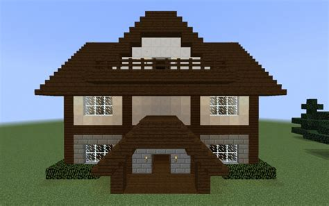 colonial house creation