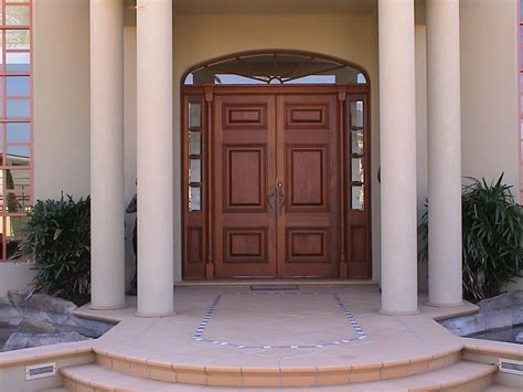 timber entry doors brisbane brisbane timber doors windows